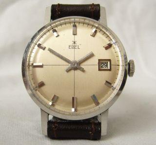 Ebel Mechanisch Damen Armbanduhr Bild