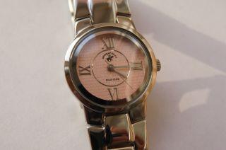 Beverly Hills Polo Club Damenuhr Uhr Elegance Rosé Silber Bild