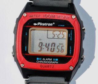 Piratron Lcd Alarm - Chronograph P - 2322 Bild