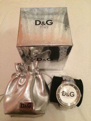 D&g Dolce&gabanna Damenuhr Bild