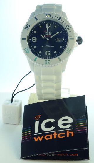 Ice Watch Damen Big Size - 48mm - Sili White Jeans Si.  Wj.  B.  S.  10 Bild
