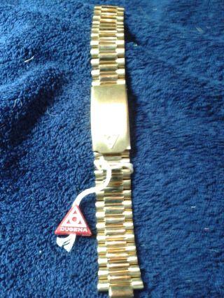 10 Mm Uhren - Armband - - - - Edelstahl - Vergoldet.  Uhren - Armband - - - Damen Bild