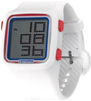 Digitale Weiße Uhr Unisex Converse Vr002 - 115 Bild