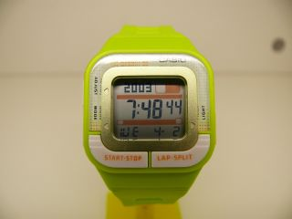Casio Sdb - 100 3257 Digital Damen Sportuhr Armbanduhr Dualtime Lap Memory Watch Bild