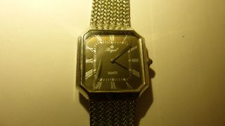 Damen Armbanduhr,  Royal Quartz,  Läuft,  Bat.  Extra Bild