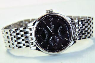 Kienzle 1822 Damen Uhr Quartz Edelstahl Mit Metall Armband Datum V83092342640 Bild