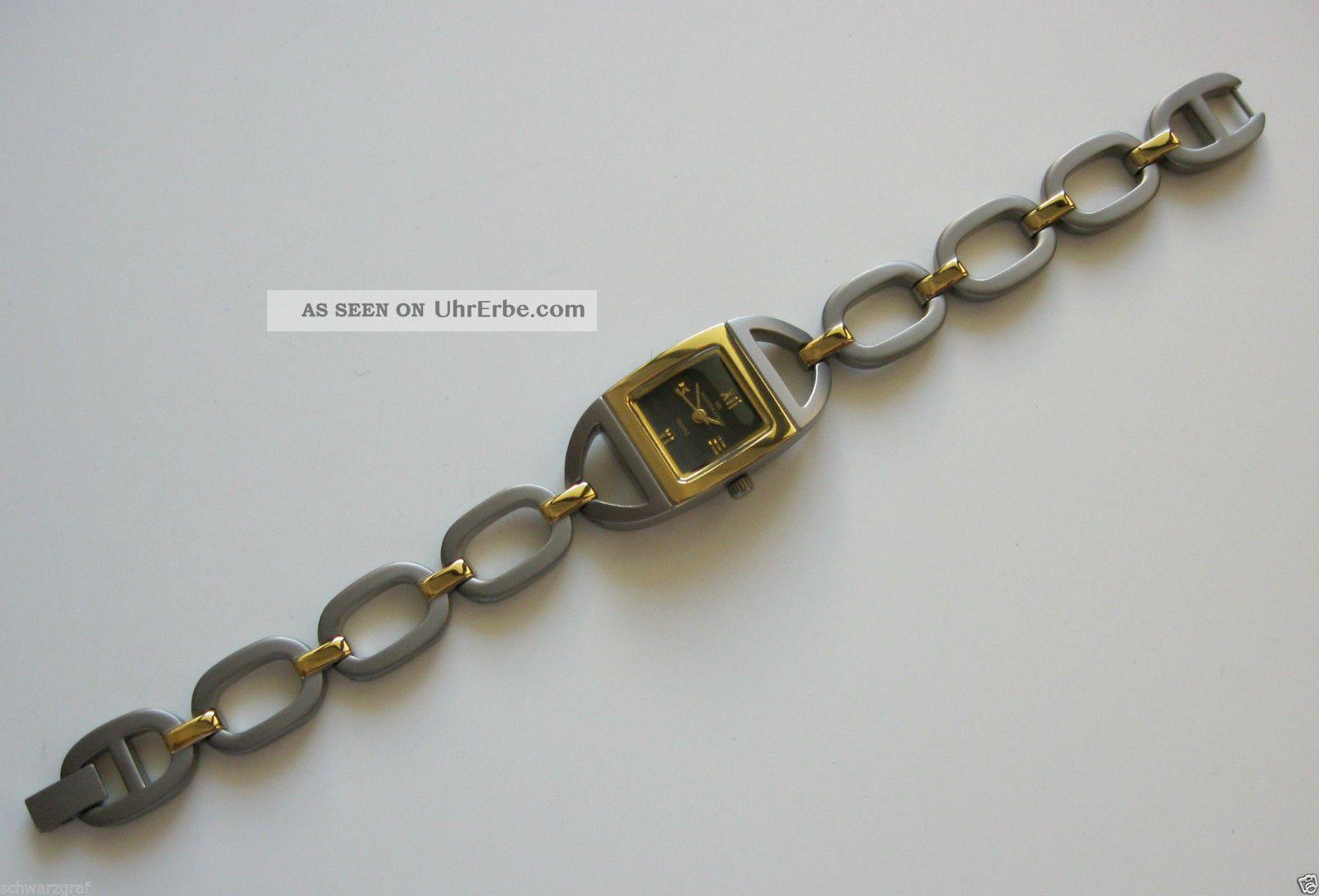 Meister Anker - Damenuhr - Uhr - Armbanduhr - Titan - Superdesign - Armbanduhren Bild