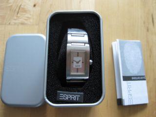 Esprit Damen Armbanduhr Mit Geschenkbox Bild