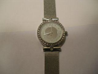 Armbanduhr Silber Von Lbvyr Verstellbareres Armband Bild