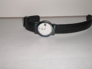 Damen Armbanduhr Funkuhr Junghans Mega Dbp 288gh Bild