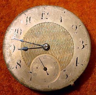 Damen Armbanduhr Ersatzteil (werk) Analog Handaufzug Zeigeranzeige Vintage Bild