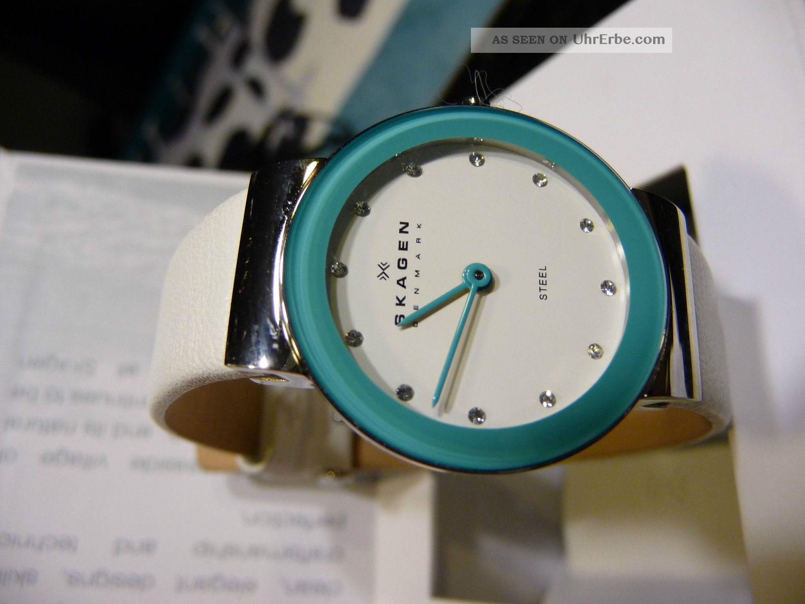 Skagen Damen - Kinderarmbanduhr ;neu Armbanduhren Bild