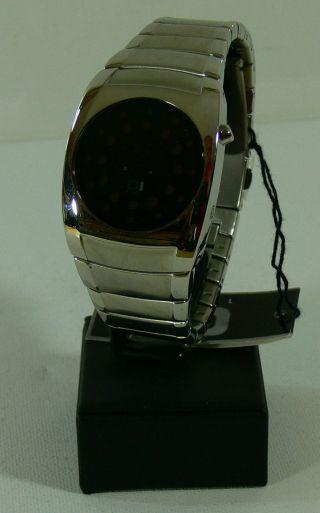 Oi The One Damen - Armbanduhr/ Uhr/ Mod - Ll102r2/ Led Anzeige/ Neu&ovp 22 Bild