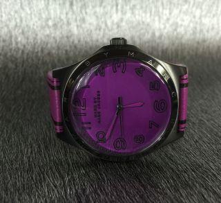 Marc By Marc Jacobs Mbm1232 Damenarmbanduhr / Watch / Uhr Luxus Sport - Design Bild
