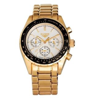 Elysee Damen Uhr Armbanduhr Aus Edelstahl (ladies Edition) Xenios 19025362b Bild