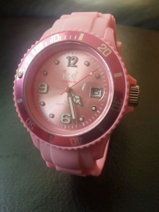 Ice Watch,  Sili Forever,  Unisex,  Pink (rosa),  Wie Bild