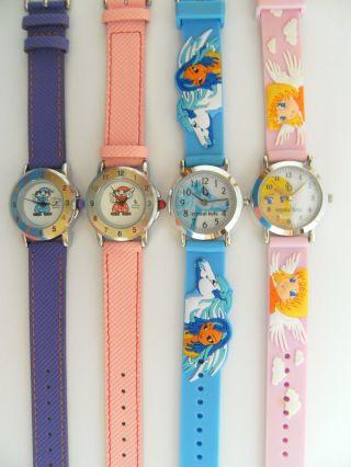 1 Kinderarmbanduhr Clown Pferd Schutzengel Kinderuhr Uhr Uhren Clowns Pferde Bild