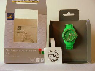 Armbanduhr,  Tcm,  Grün,  Aus Der Serie