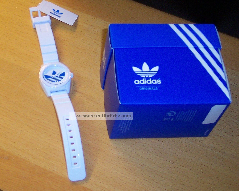 Adidas Armbanduhr Für Damen Uhr Adidas Originals Santiago Adh2807 Mit Quarzwerk Armbanduhren Bild