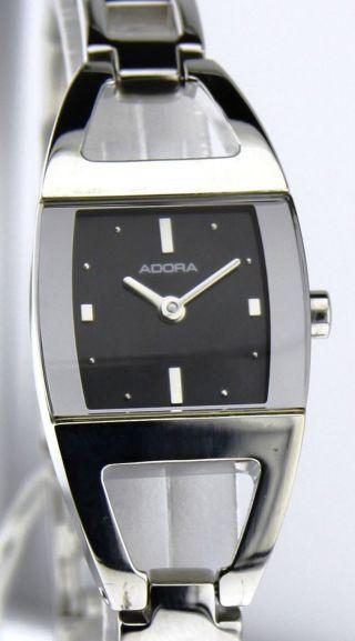 Armbanduhr Adora - Mineralglas - Mit Gliederband Bild