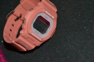 Casio Baby - G Blx - 5600 3296 Ebbe - Flut Indikator Bild