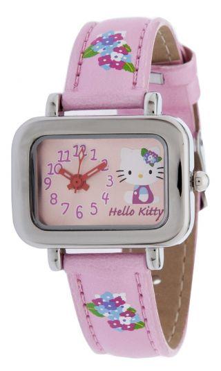 Hello Kitty Mädchen Armbanduhr,  Uhr,  Watch,  Nlhk50002 Bild