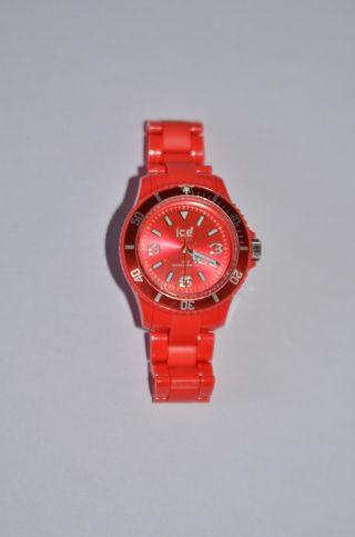 Ice Watch Rot Bild