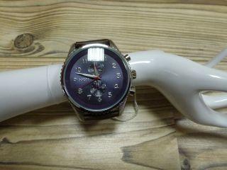 Oozoo Armbanduhr Uhr Modisch Und Sporty,  Leder Band Braun Bild