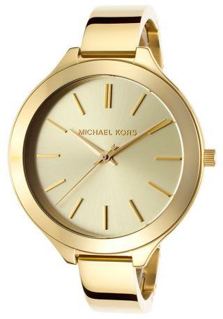 Michael Kors Damenuhr Mk3275 Armbanduhr Ovp Bild