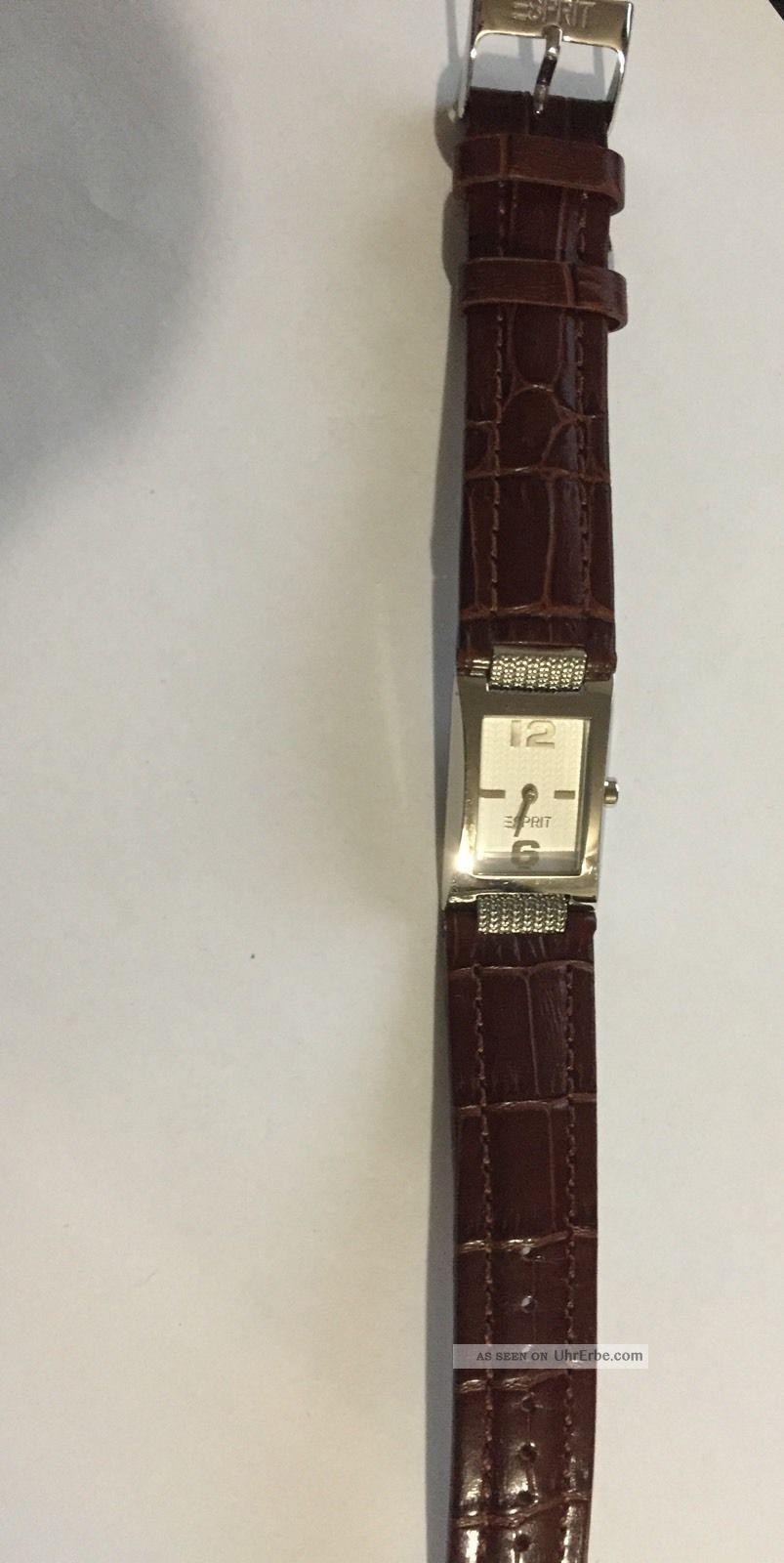 Esprit Damenarmbanduhr Juliet Brown Armbanduhren Bild