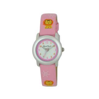 Claude Pascal Mädchen Kinderuhr Armbanduhr Pink Rosa Löwe 1881074 Bild