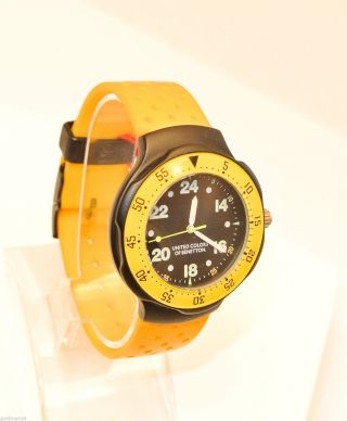 Benetton Armbanduhr - Unisex / Quarz Bild