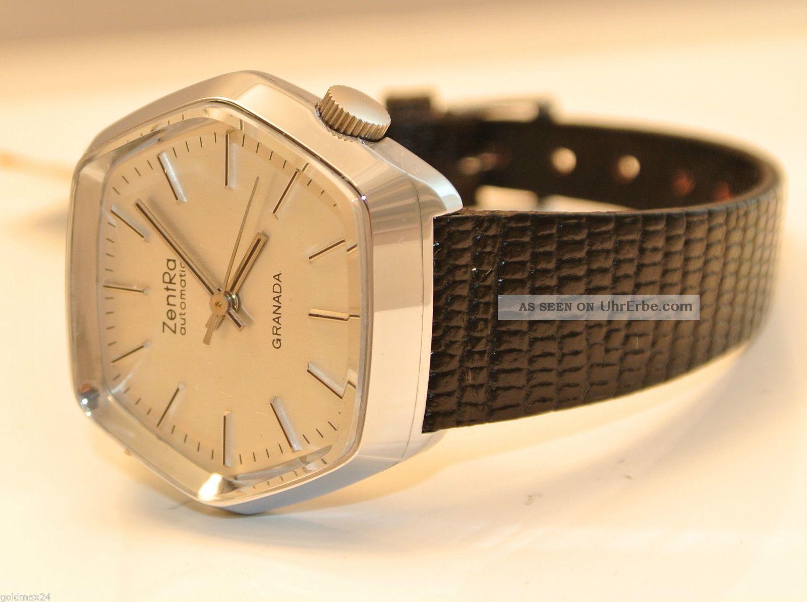 Zent Ra Granada - Damenarmbanduhr / Automatic Armbanduhren Bild