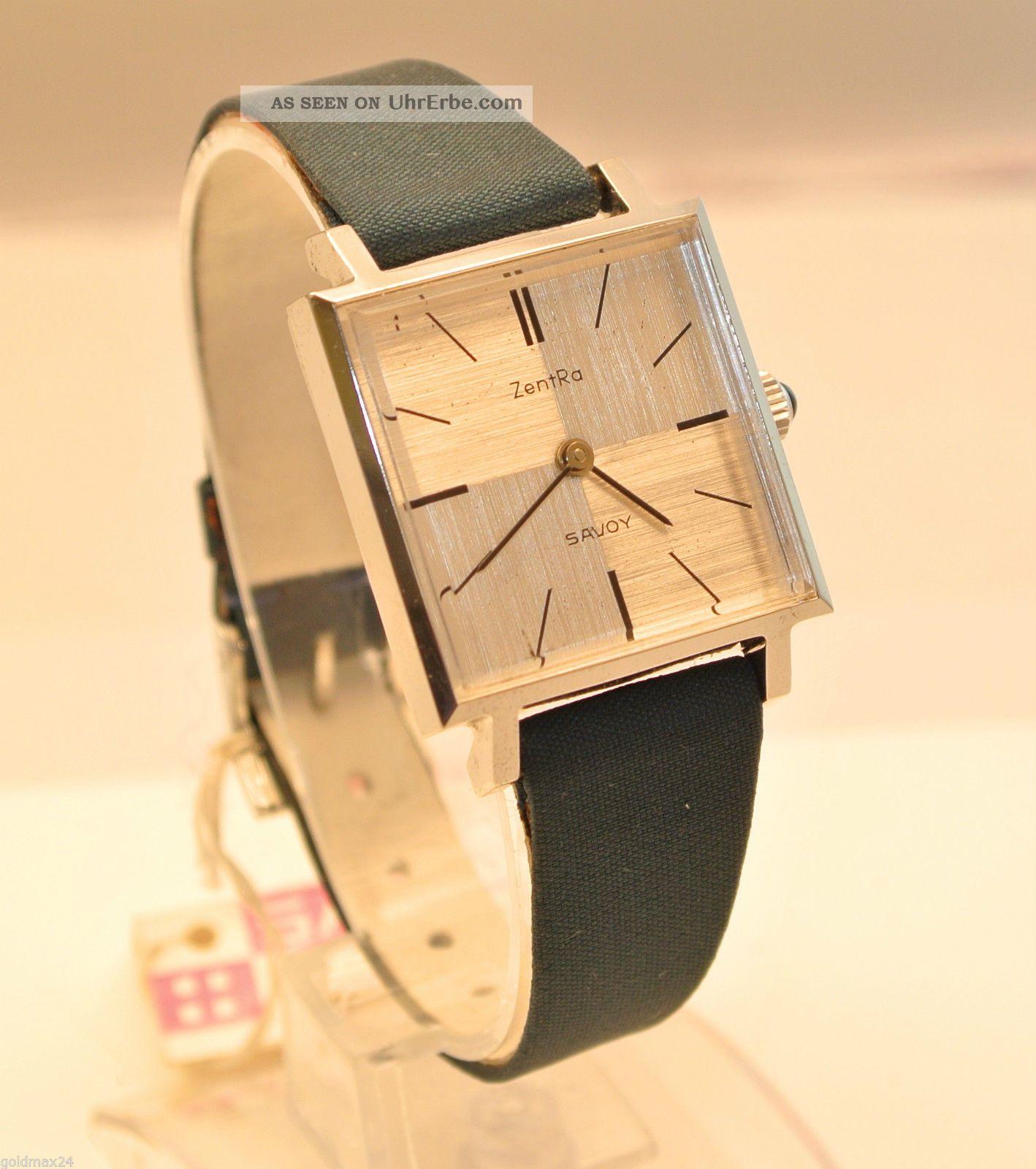 Zent Ra Savoy - Damenarmbanduhr / Handaufzug Armbanduhren Bild