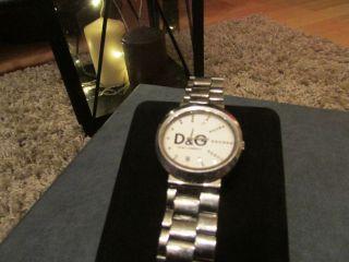 D&g Uhr,  Unisex,  Aus Sammlung,  Wenig Getragen Bild