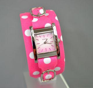 Guess Damenuhr Damen Uhr Rosa Bild