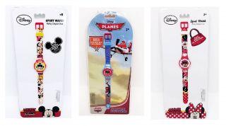 Disney Digital Armbanduhren - Range Von Figuren (kinder / Geburtstag / Geschenk Bild