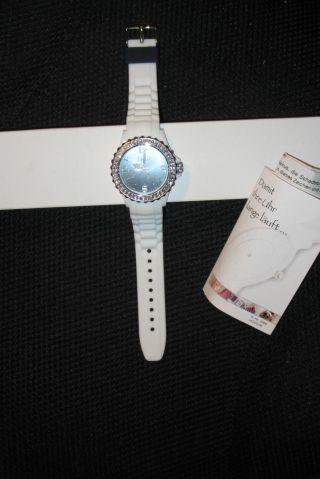 Firetti Uhr,  Weiß,  Sehr Schönes Design Bild