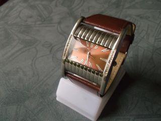 Damenuhr Armbanduhr Mit Pu - Armband Design Watch Dhu - 1121 Bild