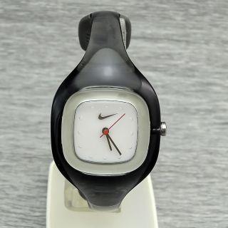 Damenuhr Quarz Nike Wt0008 - 001 Spange Spangenuhr Damenarmbanduhr Mit Licht Bild