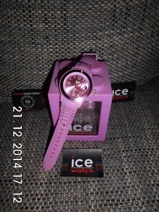 Ice Watch Rosa,  Selten Getragen Bild