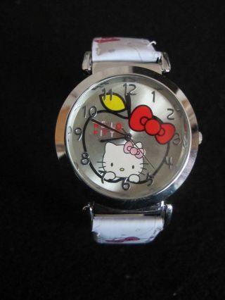 Hello Kitty Mädchen Kinder Armbanduhren Uhren Bild