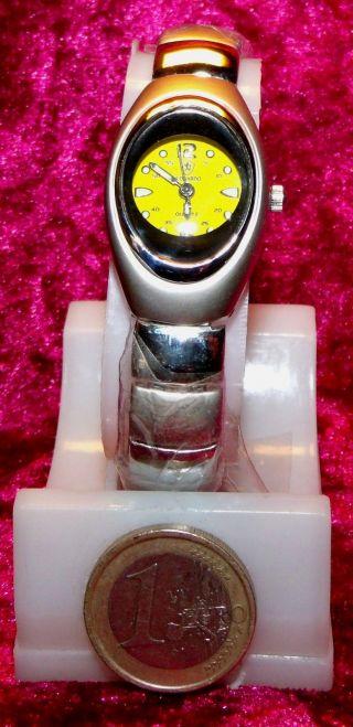 Armbanduhr Leonardo - Ovales Sportliches Modell Für Damen Abholung Möglichnr.  55 Bild