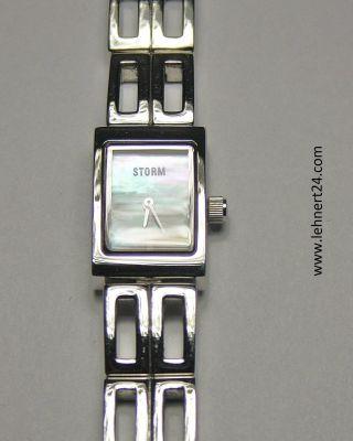Damenuhr Storm Edelstahl Armband Miyota 5r21 Werk Mit Neuer Batterie Damen Uhr Bild