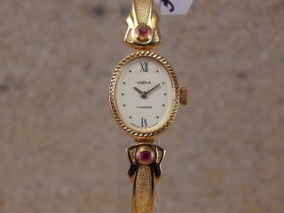 Polijot Tschaika Handaufzug Damen - Armbanduhr 23 Bild