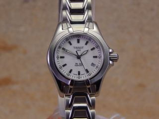 Tissot Pr100 Quarz T14.  1.  181.  11/ Damen - Armbanduhr W120 Bild