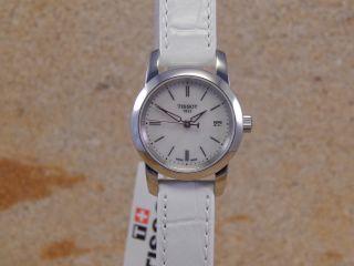 Tissot Damen - Armbanduhr Quarz T033.  210.  16.  111.  000 W40 Bild