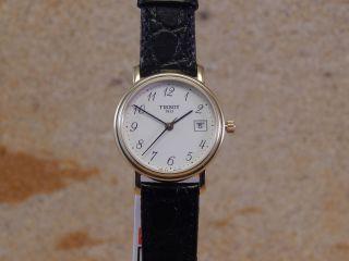 Tissot Damen - Armbanduhr Quarz T52.  5.  121.  12 W41 Bild