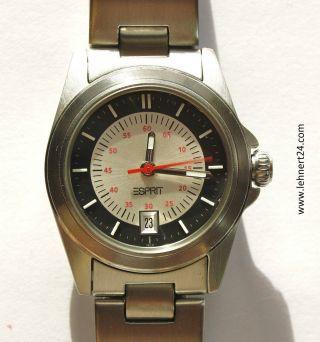 Damenuhr Esprit Edelstahl Armband Eta 803.  114 Werk Neue Batterie Damen Uhr Top Bild