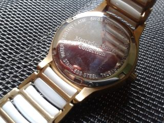Mercedes Benz Damenarmbanduhr/ Woman Watch